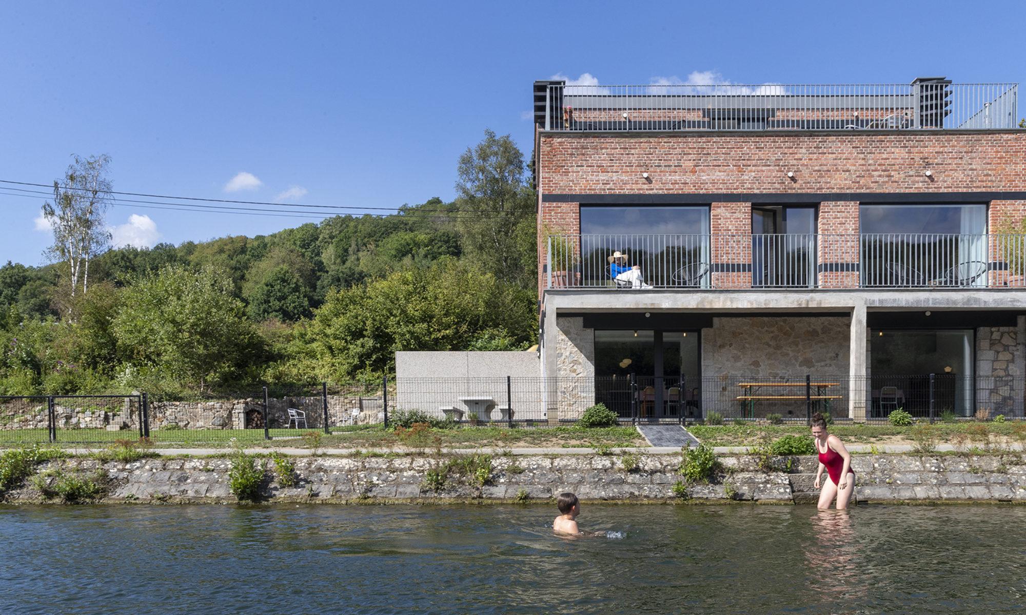 Villa hastière